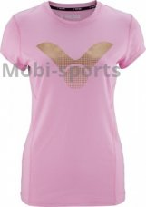 Victor T shirt 651 Rose